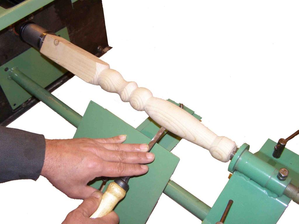 Токарно деревообрабатывающий станок своими руками